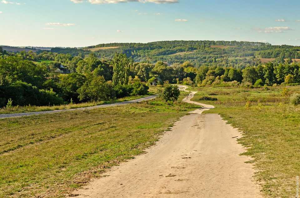 Две дороги в село Мизиновка