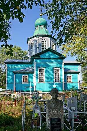 Церковь Святого Николая в Набокове