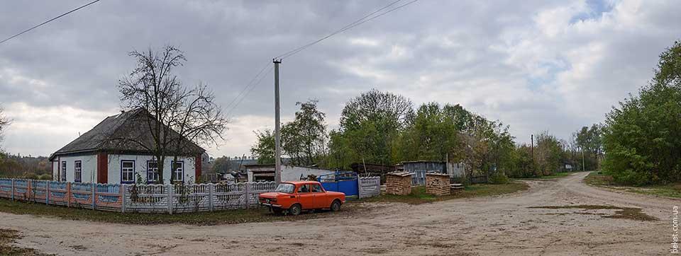 Село Низшие Верещаки