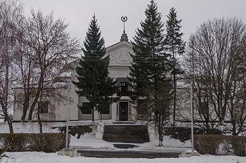 Дом Культуры в селе Песчаное