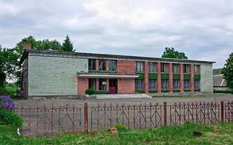 Дом Культуры в селе Плескачевка