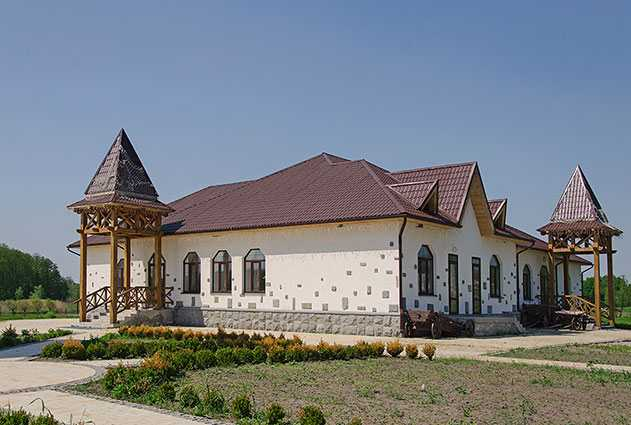 Музейный историко-этнографический комплекс в селе Порадовка