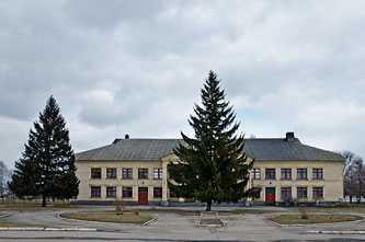 Дом Культуры в селе Сагуновка