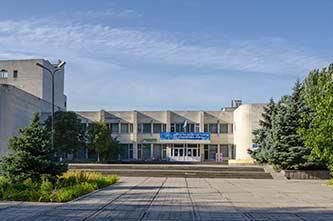 Дом Культуры в Скадовске