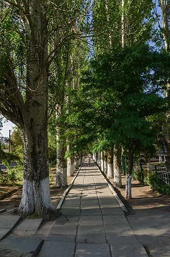 Улицы Скадовска