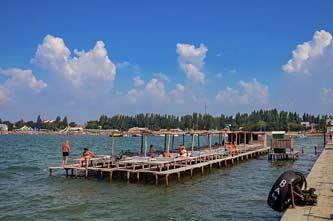 Пляж «Венеция» в Скадовске