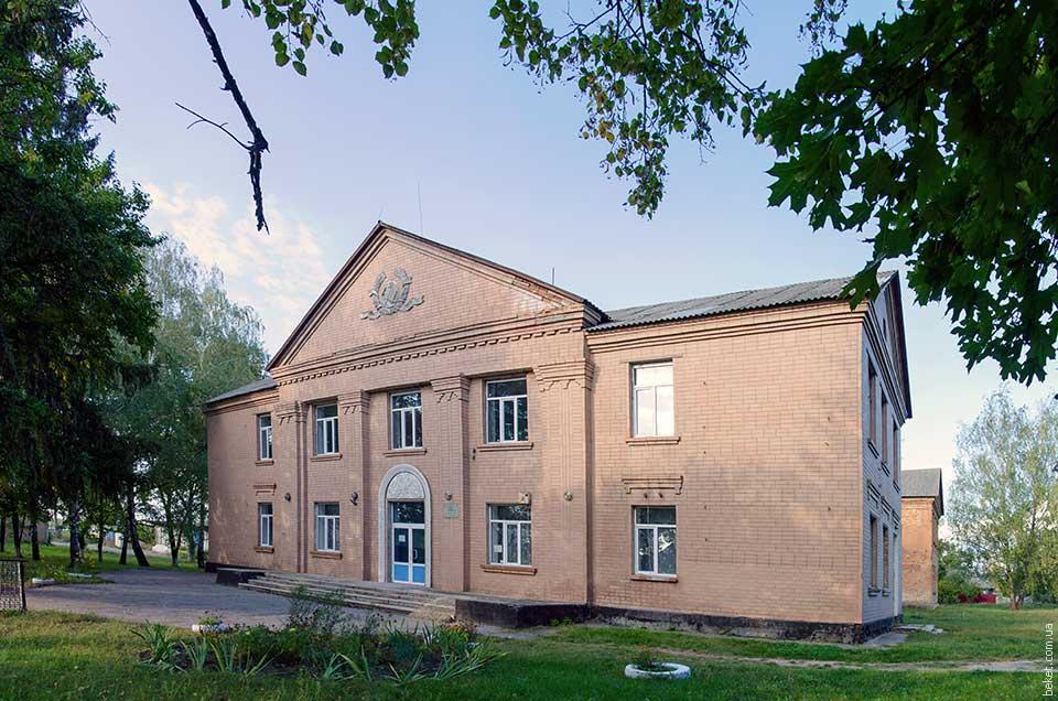 Дом культуры в селе Софиевка