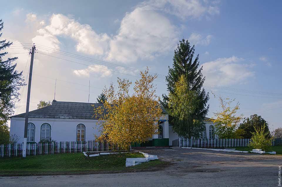 Сельский клуб в Ставидле