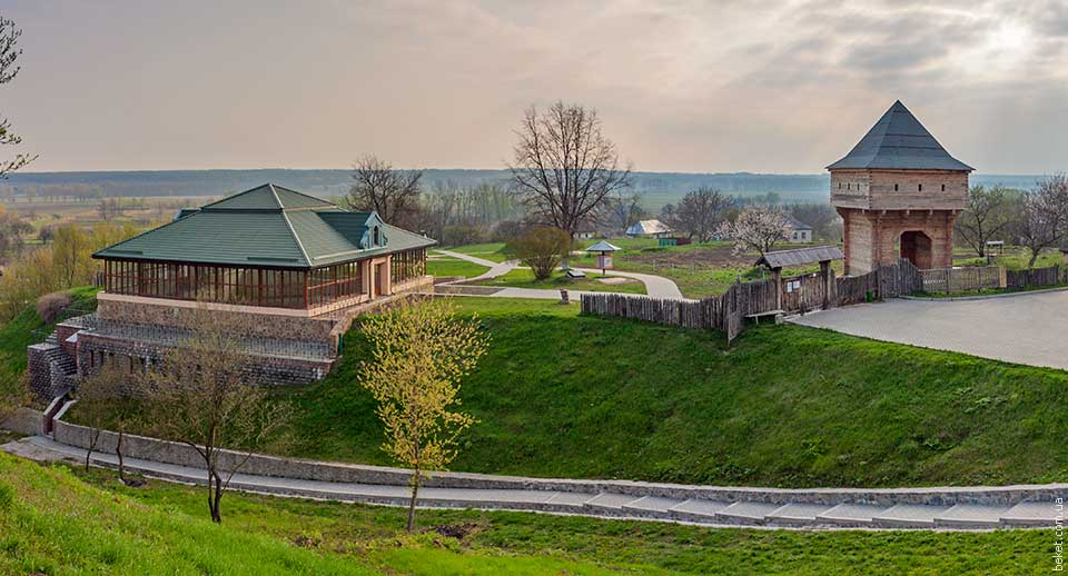 Замок Хмельницкого