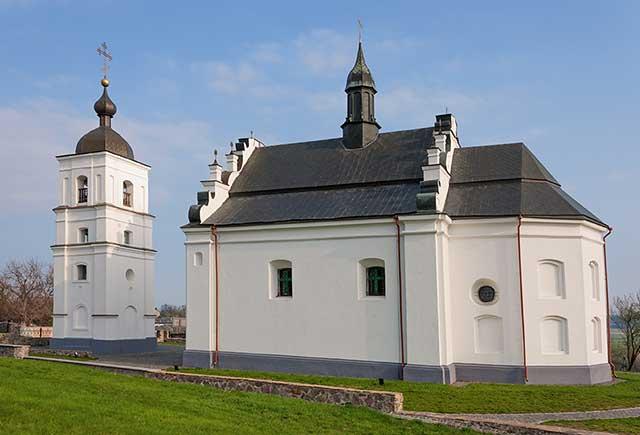 Церковь в Суботове