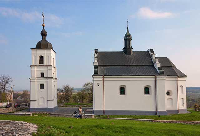 Ильинская церковь Суботов