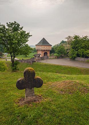 Реконструкция замка Богдана Хмельницкого