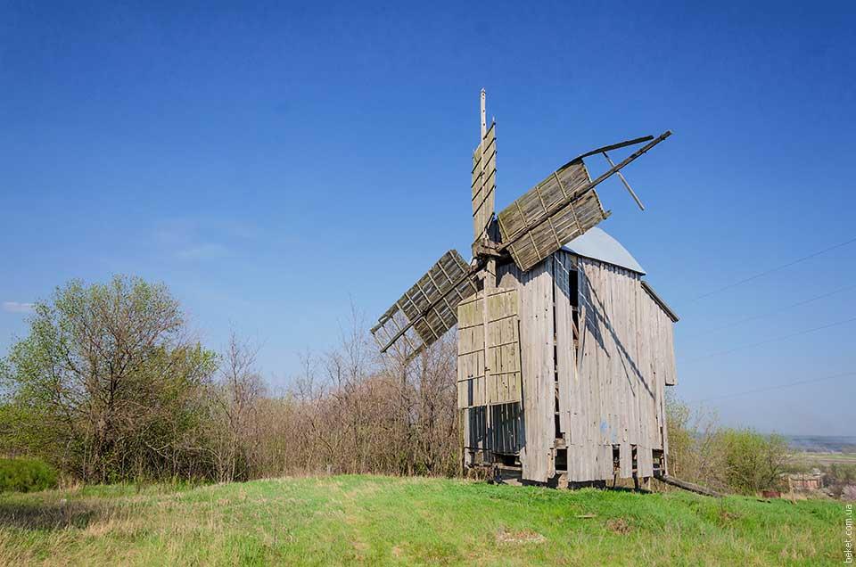 Ветряная мельница в Субботове