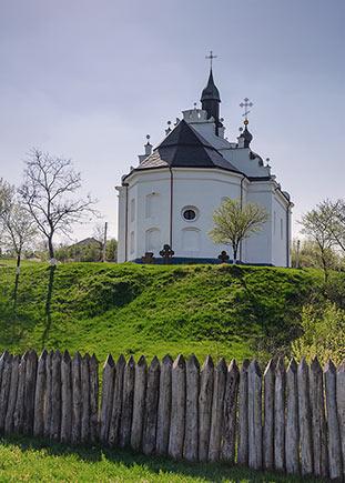 Суботовская церковь