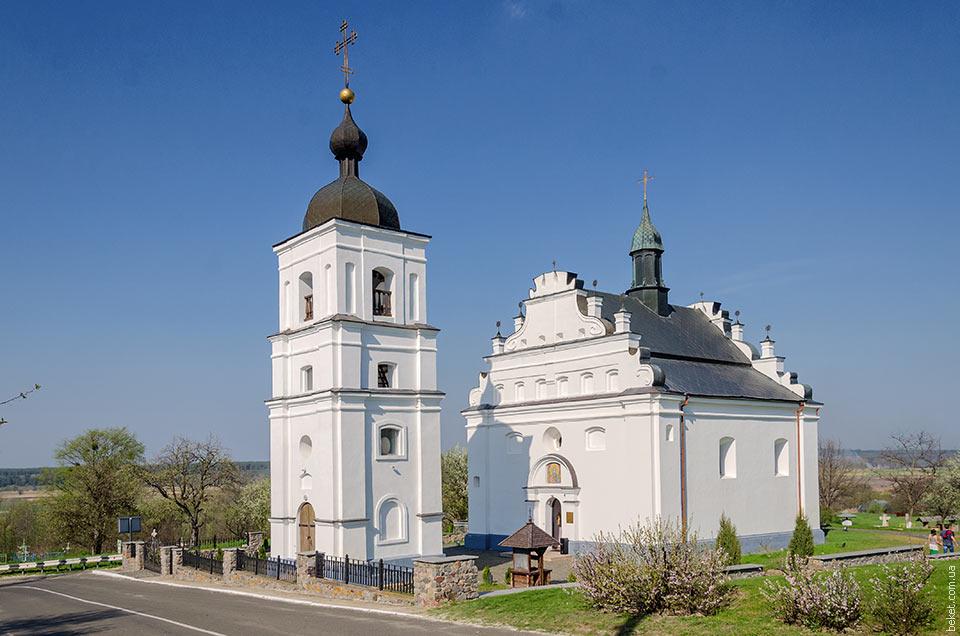 Ильинская церковь в Субботове
