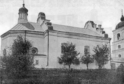 Церковь Богдана Хмельницкого в Субботове