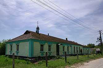 Церковь в Ульяниках