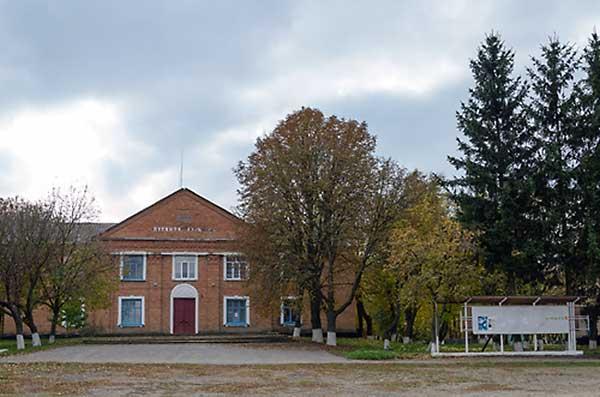 Дом Культуры в Высших Верещаках