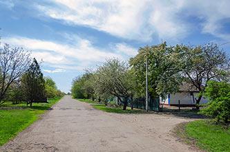 Улицы села Васютинцы