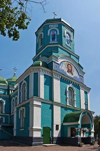 Успенский собор в Золотоноше