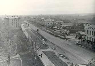 Старинные фотографии города Золотоноша