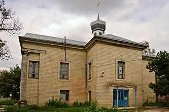 Римско-католическая христианская церковь Преображения Господнего в Звенигородке