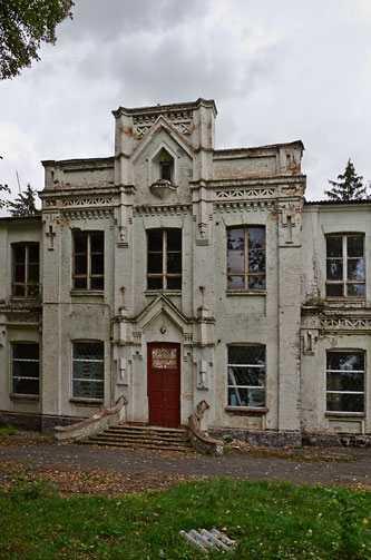 В Звенигородке сохранилась застройка XIX ст.