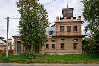 Дом Крымских в Звенигородке