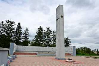 Мемориал славы погибшим за отчизну в Великой Отечественной войне
